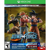 Oferta!! Jump Force Edición Definitiva Xbox One, Offline