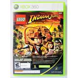 Indiana Jones/kung Fu Panda Xbox 360 Seminuevo Gamechief