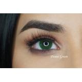 Lente Verde Circle Lens - Lentes de Contato e Acessórios no Mercado ... b6691a8db5