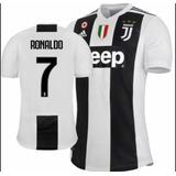 Camisa Juventus 2018/2019 Cristiano Ronaldo Cr7