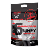 War 6 Complex - 1,8kg ( Whey Protein Conc+iso+beef Protein)