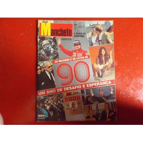 Revista Manchete 2021 - Retrospectiva Do Fatos De 1990