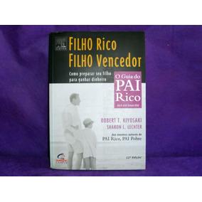 Livro:serie Pai Rico - Filho Rico / Filho Vencedor