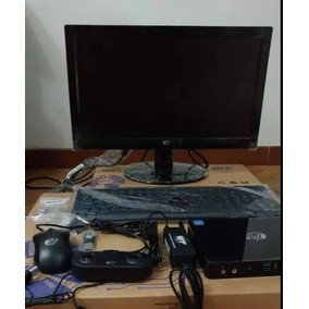 Mini Pc Con Monitor De 19 Pulgadas Oferta