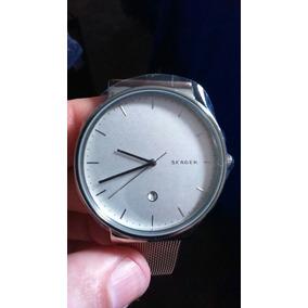 Relógio Skagen Denmark  dinamarquês  - Relógios De Pulso no Mercado ... 557aa3c38f