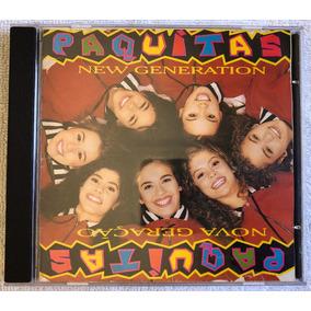 Cd Paquitas - New Generation (1995) * Original * Raridade