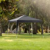 Carpa Toldo Gabezo 3x3 M Portatil Aire Libre Jardin Patio