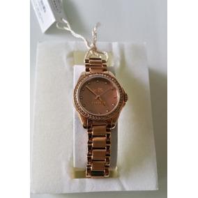 Reloj Coach Color Oro Rosa 100% Original, Nuevo No Imitación