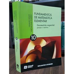 Ime Ita Fundamentos Da Matemática Elementar Vol 10