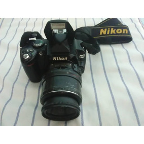 Camara Nikon D40