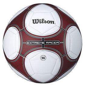 Balon Futbol Soccer Extreme Racer Rojo #5 Wilson