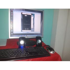 Computador Celeron 2gb Memória 200gb Hd