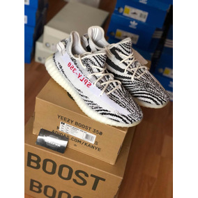 half off 903fa bbb3f adidas Yeezy Boost 350 V2 Zebra Originales