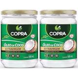 Aceite De Coco Extra Virgen 1000ml.(2x500ml) Envío Sin Costo