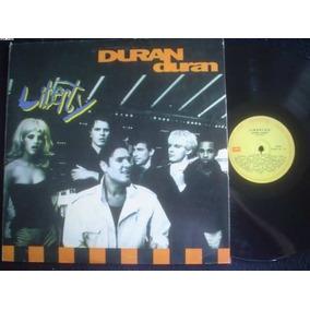 Artesonido: Duran Duran Lp Liberty Argentina Disco Vinilo