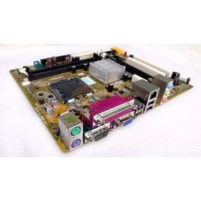 Placa Mae Ipm31 Mais Processador Intel Celeron 1.8