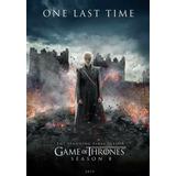 Dvd Game Of Thrones 8ª Temporada Completa