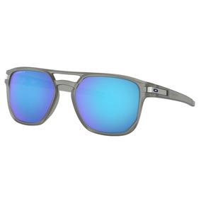 1c84b35002bb7 Óculos De Sol Oakley Latch Beta Prizm Polarizado Sapphire