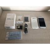 Celular Samsung Siii Branco 16gb 12x S/ Juros + Frete Grátis