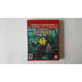 Bioshock - Ps3 - Original - Mídia Física