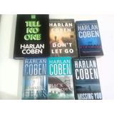 Harlan Coben. Lote De 6 Libros En Inglés.