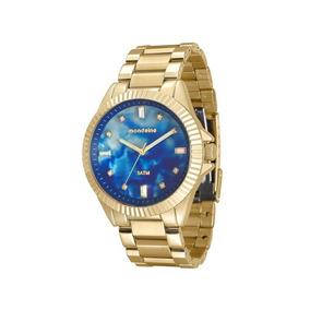 9f92edc9b4b Relogio Mondaine Absolut Madre Perola - Relógios no Mercado Livre Brasil