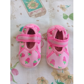 e02a43c248e Zapato Bebe Talla 19 Corello - Ropa y Accesorios Rosa en Mercado ...