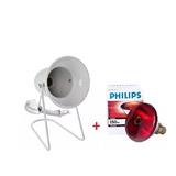 Aparelho Infravermelho + Lampada Philips 150w 127v (kit)