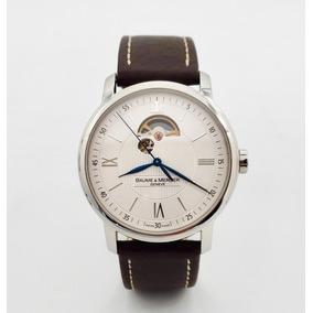 Reloj Baume & Mercier Classima Automatico Cmo Nuevo Orignal