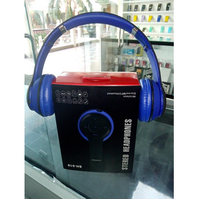 Audifonos Con Bluetooth