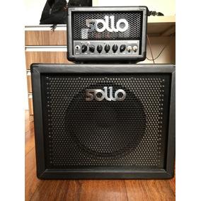 Amplificador Valvulado Sollo Mini 8 + Caixa Sollo Box 1x12