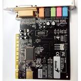 Tarjeta De Sonido Pci Genius Sound Card 3000