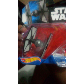 Naves Hot Wheels Star Wars Mattel