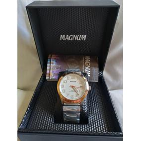 Relógio Masculino Magnum Ma32283z Pronta Entrega