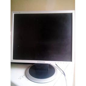 Vendo Monitor Samsung Syncmaster 740n De 17