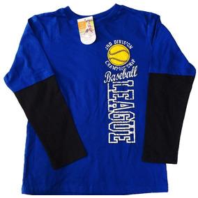 Camiseta Para Ginástica Athletic Works - Camisetas e Blusas no ... 6db343543131e