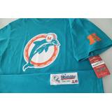 Playera Nfl Vintage Miami Dolphins Modelo Vintage
