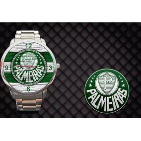 19dfcc110ba1c Relógio Palmeiras - Joias e Relógios no Mercado Livre Brasil