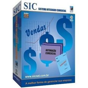 Sistema Integrado Comercial Sic 5.2 (promoção)