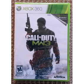Call Of Duty Modern Warfare 3 Xbox 360 Original Novo Física