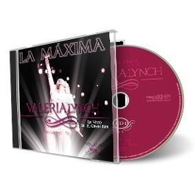 Cd Valeria Lynch La Maxima En El Gran Rex Vol1 Open Music L-