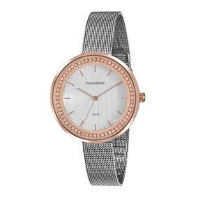 ca072a71643 Relogio Rose Feminino Mondaine - Relógios De Pulso no Mercado Livre ...