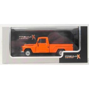 Ford F75 Rural 1:43 Premium X Não É Minichamps