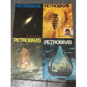 Revistas Petrobras 1976 1977 1978 1979