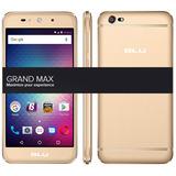 Celular Blu Grand Max - Dual Sim 8gb Tela 5 1gb Aluminium