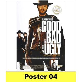 Poster Cartaz Três Homens Em Conflito (impresso 30x40 #004