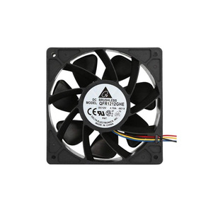 Fan Cooler Ventilador Antminer S5/s7/s9/t9/a3/b3/d3/l3/x3/z9