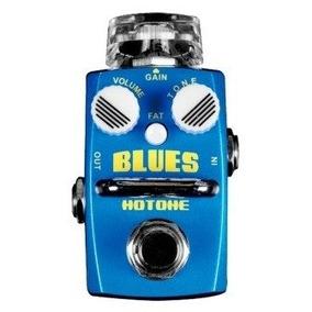 Pedal Analogico Overdrive Hotone Blues Sod-2