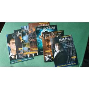 Harry Potter Revistas Posters Livro Ilustrado Álbum