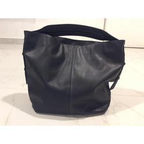 Bolsa Zara De Piel Color Negra Para Nujer